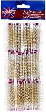 Духи, Парфюмерия, косметика Бигуди 18/63 мм, розовые - Ronney Wire Curlers