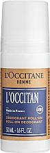 Духи, Парфюмерия, косметика L'Occitane Occitan - Дезодорант-роликовый