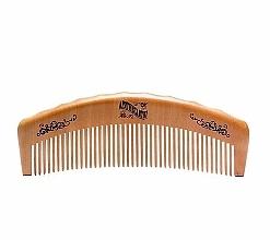 Духи, Парфюмерия, косметика Расческа бамбуковая - Apothecary 87 The Man Club Bamboo Barber Comb