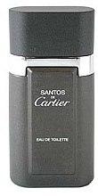 Духи, Парфюмерия, косметика Cartier Santos For Men - Туалетная вода (тестер с крышечкой)