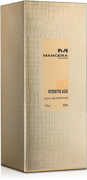 Mancera Voyage en Arabie Gold Intensive Aoud - Парфюмированная вода — фото N1