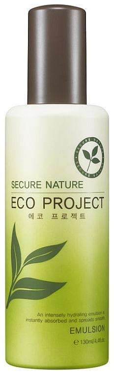 Эмульсия для лица - Secure Nature Eco Project Emulsion — фото N1