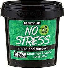 Духи, Парфюмерия, косметика Шампунь против выпадения волос - Beauty Jar No Stress Shampoo Against Hair Loss