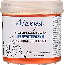 """Духи, Парфюмерия, косметика Паста для шугаринга """"Шоколад"""" - Alexya Sugar Paste Natural Chocolate"""