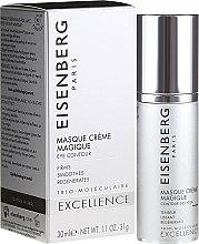 Духи, Парфюмерия, косметика Маска для кожи вокруг глаз - Jose Eisenberg Excellence Masque Creme Magique Eye Contour