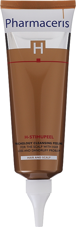 Скраб для кожи головы - Pharmaceris H-Stimupeel Trichology Cleansing Peel — фото N2