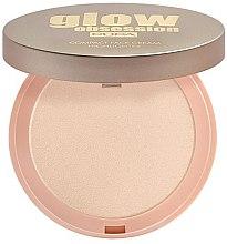 Духи, Парфюмерия, косметика Компактный крем-хайлайтер для лица - Pupa Glow Obsession Compact Face Cream Highlighter