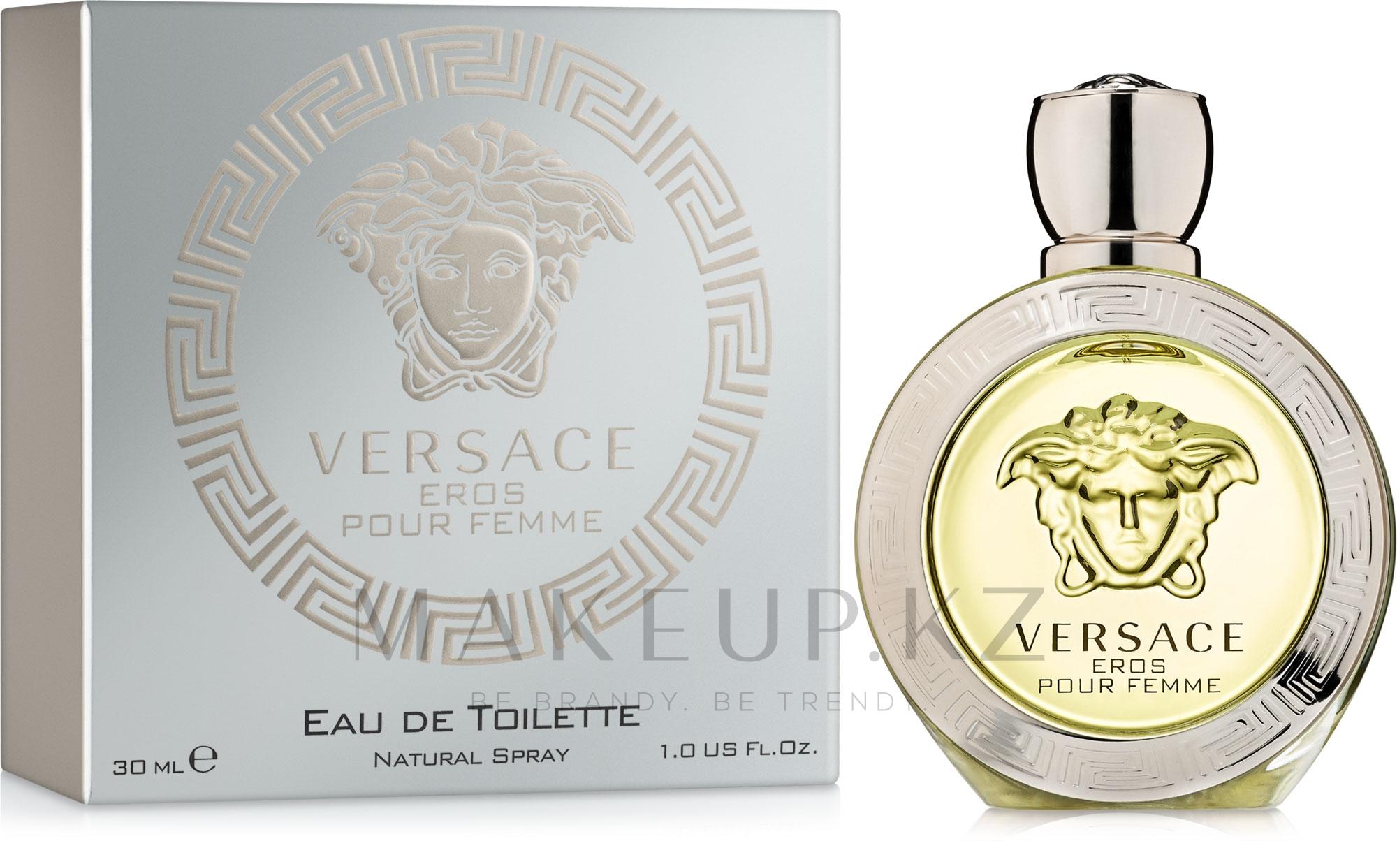 Versace Eros Pour Femme - Туалетная вода — фото 30 ml