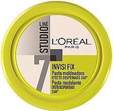 Духи, Парфюмерия, косметика Моделирующий крем-гель для волос - L'Oreal Paris Studio Line 7 Invisi Fix Mineral Gel Cream