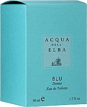 Духи, Парфюмерия, косметика Acqua Dell Elba Blu Donna - Туалетная вода