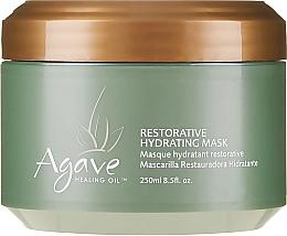 Духи, Парфюмерия, косметика Маска для волос - Bio Ionic Agave Healing Oil Restorative Hydrating Mask