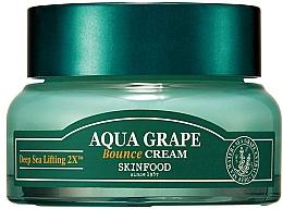 Духи, Парфюмерия, косметика Крем для лица - SkinFood Aqua Grape Bounce Cream