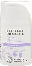 Духи, Парфюмерия, косметика Крем для лица - Bentley Organic Skin Blossom Age Resist Face Cream