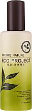 Духи, Парфюмерия, косметика Тонер для лица - Secure Nature Eco Project Toner