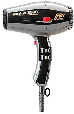 Фен для волос - Parlux Hair Dryer 3500 Super Compact Black — фото N1