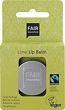 "Духи, Парфюмерия, косметика Бальзам для губ ""Лайм"" - Fair Squared Lip Balm Lime"