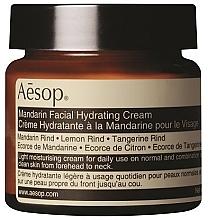 Духи, Парфюмерия, косметика Увлажняющий крем для лица с мандарином - Aesop Mandarin Facial Hydrating Cream