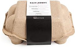 Духи, Парфюмерия, косметика Набор бомбочек для ванны - IDC Institute Pure Energy Bath Bombs Lavender & Passion Fruit & Lotus