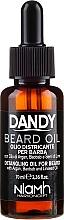 Духи, Парфюмерия, косметика Масло для бороды и усов - Niamh Hairconcept Dandy Beard Oil