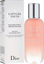 Духи, Парфюмерия, косметика Энзимный обновляющий лосьон - Christian Dior Capture Youth New Skin Effect Enzyme Solution