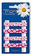 Духи, Парфюмерия, косметика Заколки для волос, 24726, розовые - Top Choice