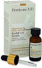 Лифтинг сыворотка для глаз - Perricone MD Essential Fx Acyl-Glutathione Eyelid Lift Serum — фото N3