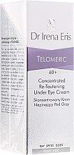 Духи, Парфюмерия, косметика Концентрированный лифтинг-крем для кожи вокруг глаз - Dr Irena Eris Telomeric Concentrated Re-Tautening Eye Cream SPF20