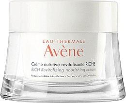 Духи, Парфюмерия, косметика Питательный крем для лица - Avene Rich Revitalizing Nourishing Cream
