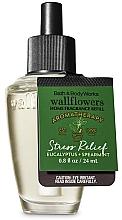 Духи, Парфюмерия, косметика Bath and Body Works Eucalyptus Spearmint Wallflowers Home Fragrance - Ароматический диффузор (сменный блок)