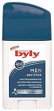 Духи, Парфюмерия, косметика Дезодорант-стик - Byly For Men 72h Deodorant Stick