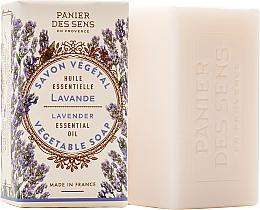 """Духи, Парфюмерия, косметика Экстра-нежное растительное мыло """"Лаванда"""" - Panier des Sens Extra-Gentle Lavender Vegetable Soap"""
