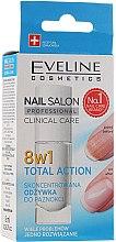 Духи, Парфюмерия, косметика Средство для восстановления ногтей 8в1 - Eveline Cosmetics Nail Salon Clinical Care 8 in 1