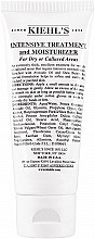 Духи, Парфюмерия, косметика Уход за сухими и огрубевшими участками кожи - Kiehl's Intensive Treatment And Moisturizer