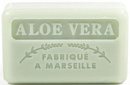 "Духи, Парфюмерия, косметика Марсельское мыло ""Алоэ вера"" - Foufour Savonnette Marseillaise"