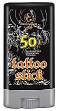Духи, Парфюмерия, косметика Солнцезащитный крем-стик - Australian Gold Sunscreen Tattoo Stick Spf50
