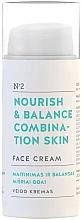 "Духи, Парфюмерия, косметика Крем для лица ""Питание и баланс"" - You & Oil Nourish & Balance Combination Skin Face Cream"