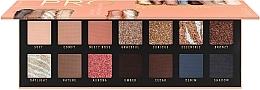 Духи, Парфюмерия, косметика Catrice Cosmetics Pro Peach Origin Slim Eyeshadow Palette  (10.6 g)