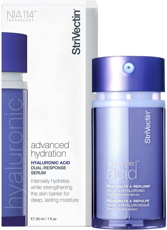 Гиалуроновая сыворотка для лица с двойным ответом - StriVectin Advanced Acid Hyaluronic Dual-Response Serum — фото N1