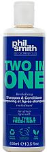 Духи, Парфюмерия, косметика Шампунь и кондиционер 2в1 - Phil Smith Be Gorgeous Two in One Revitalising Shampoo & Conditioner