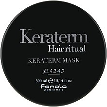 Духи, Парфюмерия, косметика Маска для реконструкции поврежденных волос - Fanola Keraterm Mask