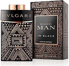Духи, Парфюмерия, косметика Bvlgari Man In Black Essence - Парфюмированная вода