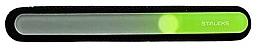 Духи, Парфюмерия, косметика Пилка для ногтей хрустальная, FBC-12-155, салатовая - Staleks Beauty & Care