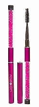 Духи, Парфюмерия, косметика Щеточка для ресниц и бровей, розовая - Lash Brow Pink