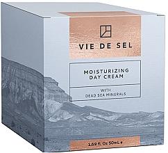 Духи, Парфюмерия, косметика Увлажняющий крем для лица - Vie De Sel Moisturizing Day Cream