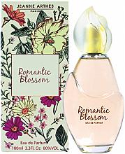 Духи, Парфюмерия, косметика Jeanne Arthes Romantic Blossom - Парфюмированная вода