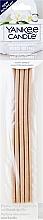 Духи, Парфюмерия, косметика Ароматические палочки - Yankee Candle Fluffy Towels Pre-Fragranced Reed Refill