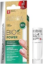 Духи, Парфюмерия, косметика Укрепитель для ногтей - Eveline Cosmetics Nail Therapy Bio Power