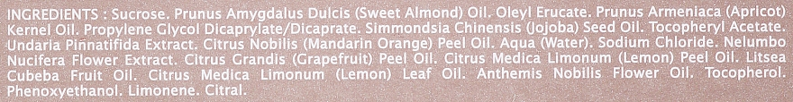 Сладко-соленый скраб - Thalgo Sweet and Savoury Body Scrub — фото N4