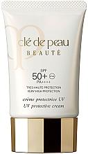 Духи, Парфюмерия, косметика Дневной защитный крем для лица с SPF 50 - Cle De Peau Beaute UV Protective Cream