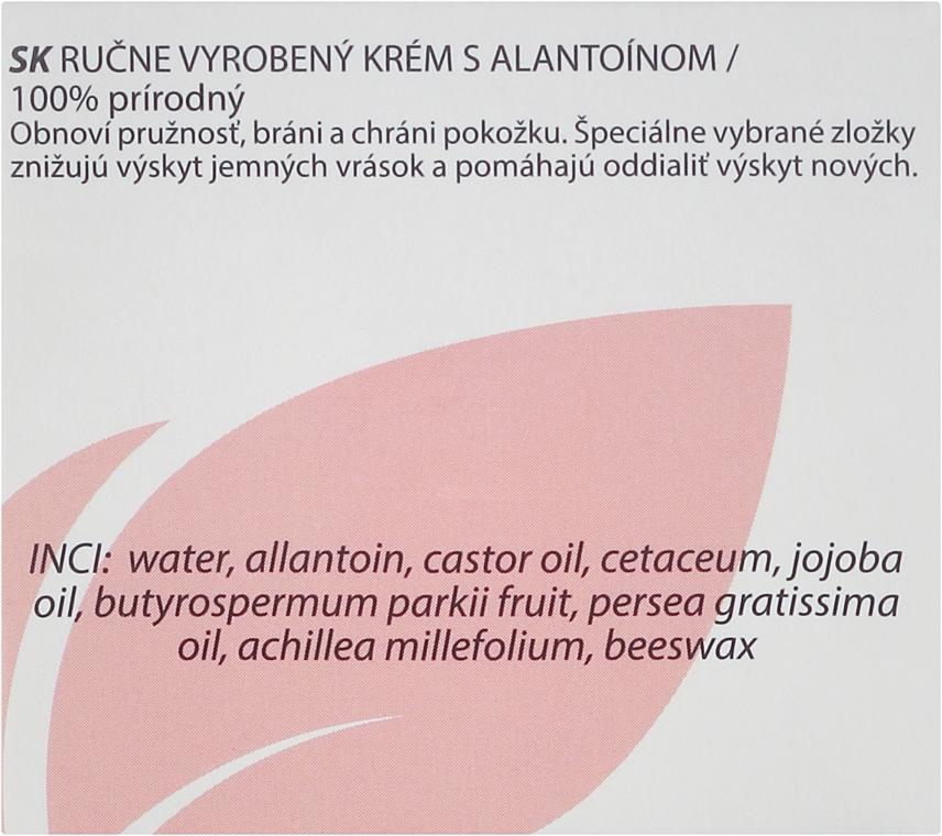 Крем для лица - Hristina Cosmetics Handmade Allantoin Cream — фото N3